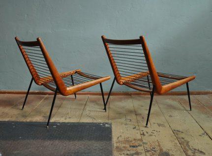 peter hvidt & orla mølgaard nielsen  for france & sons boomerang-chair
