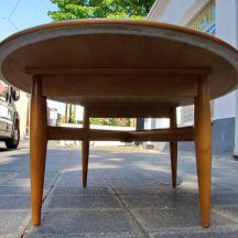 boatshape coffee-table