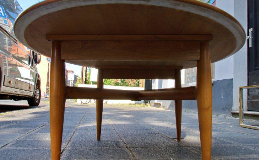 boatshape coffee-table