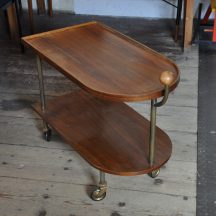 1930s serving cart bauhaus