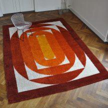 60/70er jahre teppich 'opart'