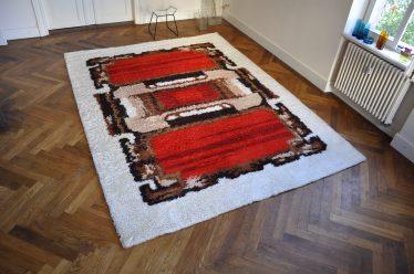 60er jahre teppich