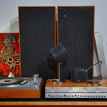 b&o stereoanlage 1970 georg jensen