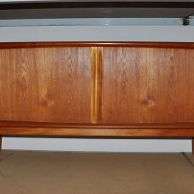 h. p. hansen sideboard teak 60s