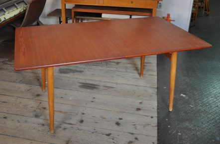 hans wegner dining table a. tuck