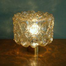 limburg amber flower ceiling-lamp 'helena tynell'