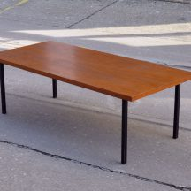 rectengular teak coffee-table