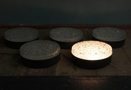 staff disc lamps