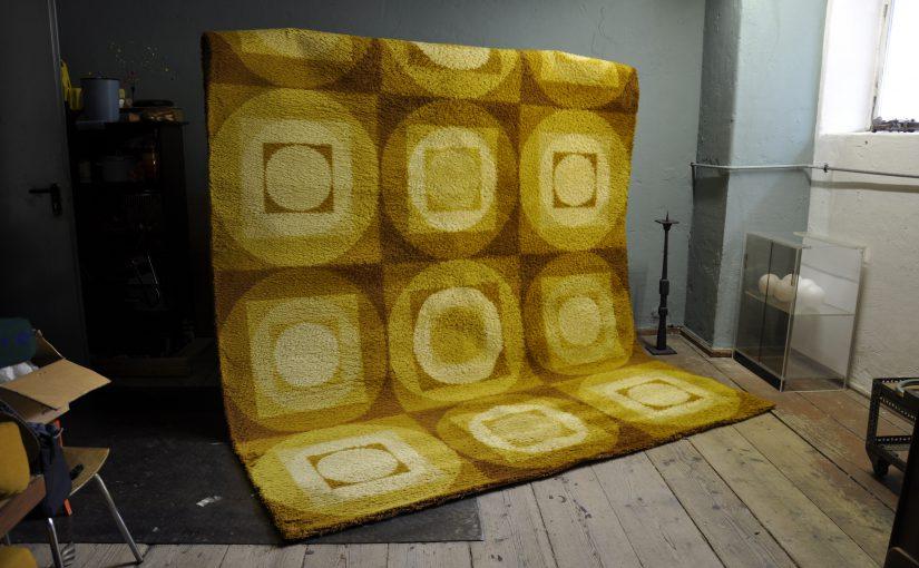 vorwerk varia 70er teppich