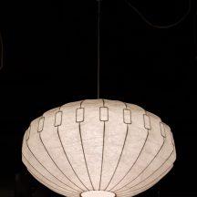 60s cocoon lamp