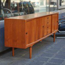 teak sideboard dänemark 1960er