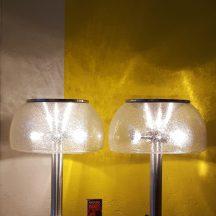 70s mushroom-lamps