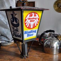 cafehaus 'binding' laterne