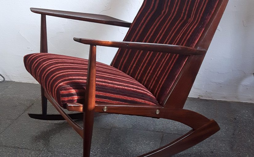 georg jensen rocking chair, denmark