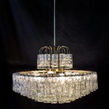 großer doria leuchter, 60s