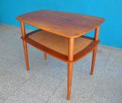 hvidt side-table in teak france & sons