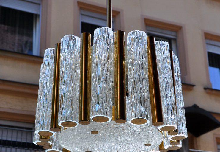 kaiser leuchte, 60er jahre