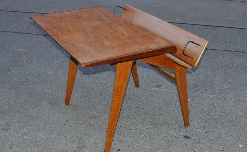 marcel gascoin desk, 50s