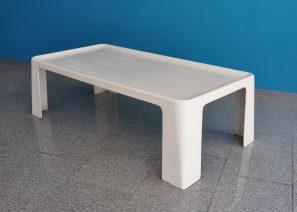 mario bellini 'amanta' coffee-table 1965