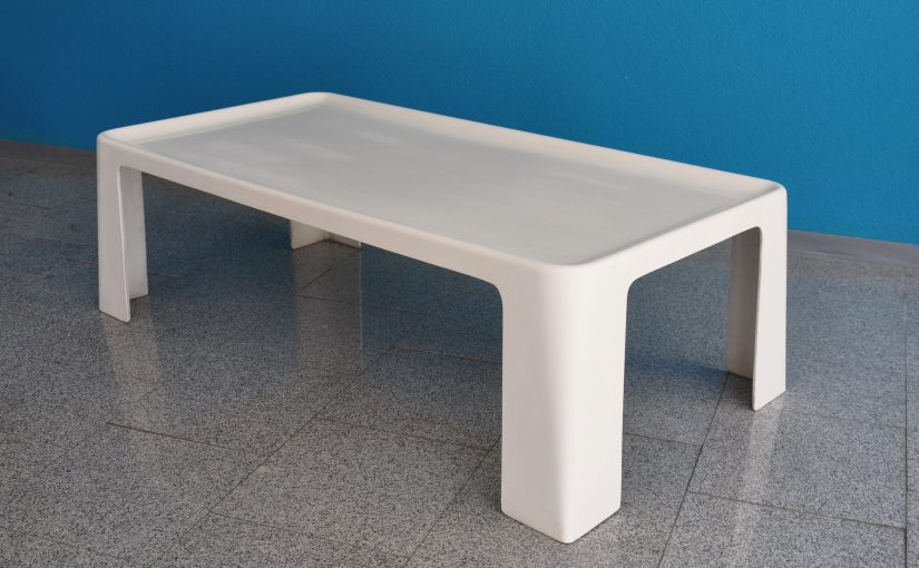 mario bellini 'amanta' coffee-table 1965