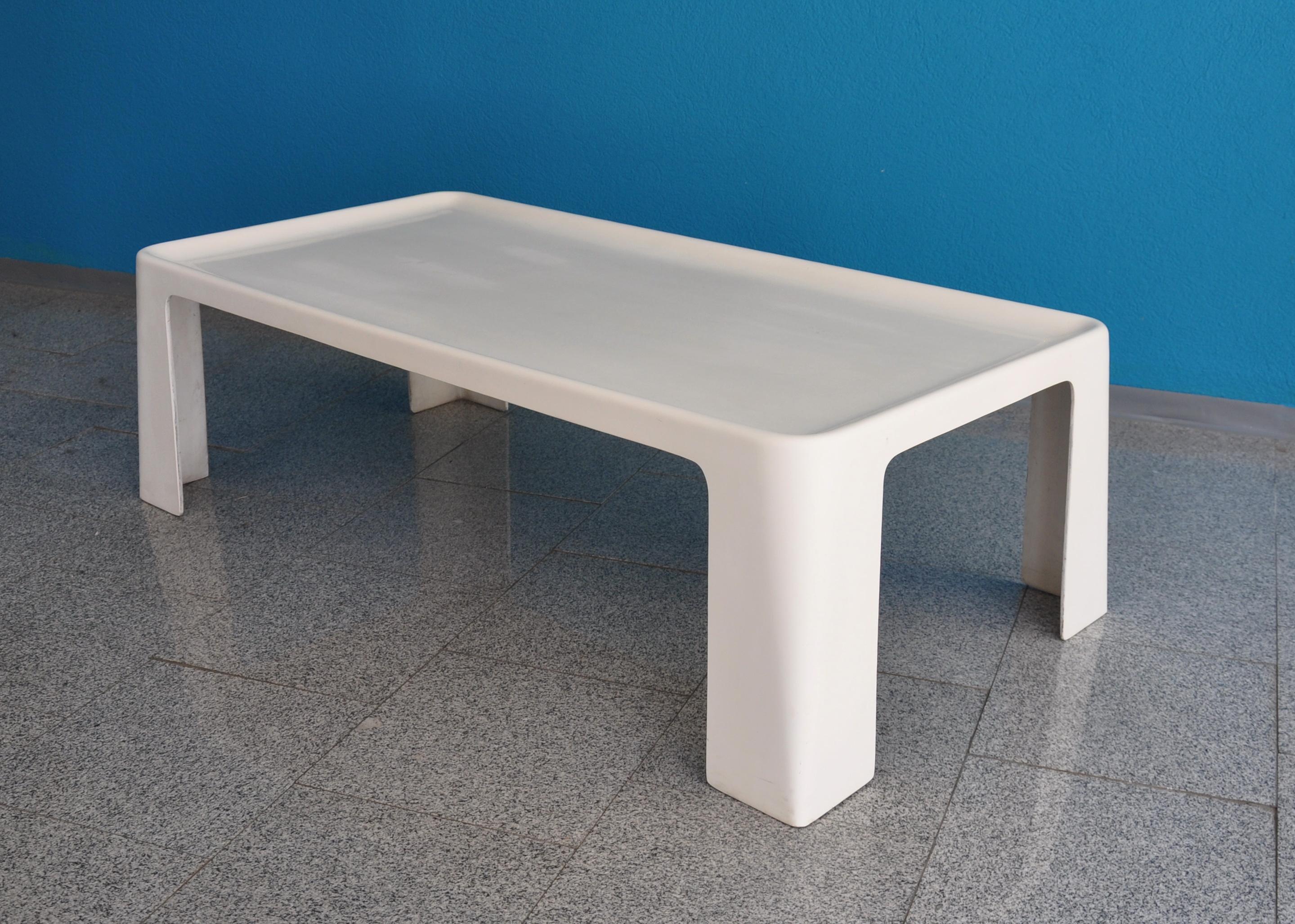 - Mario Bellini 'amanta' Coffee-table 1965 / Sonstige Tische / 60er