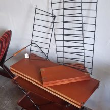 original string regal, 1960, teak, denmark