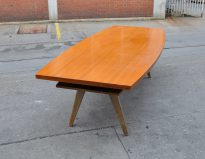 real 50s conference table