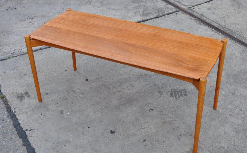 scandinavian 60s coffee-table
