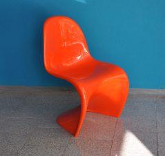 verner panton 'panton chair'