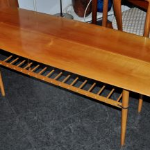 50er coffee-table kirschbaum