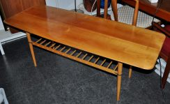 50er coffee-table kirschbaum