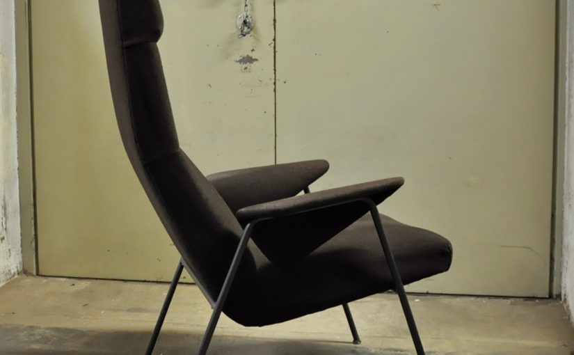 a. votteler lounge-chair