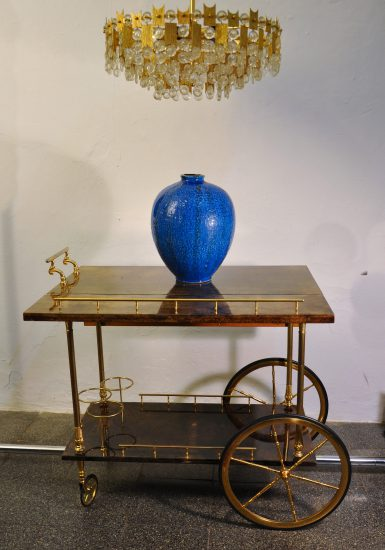 aldo tura bar cart/ barwagen