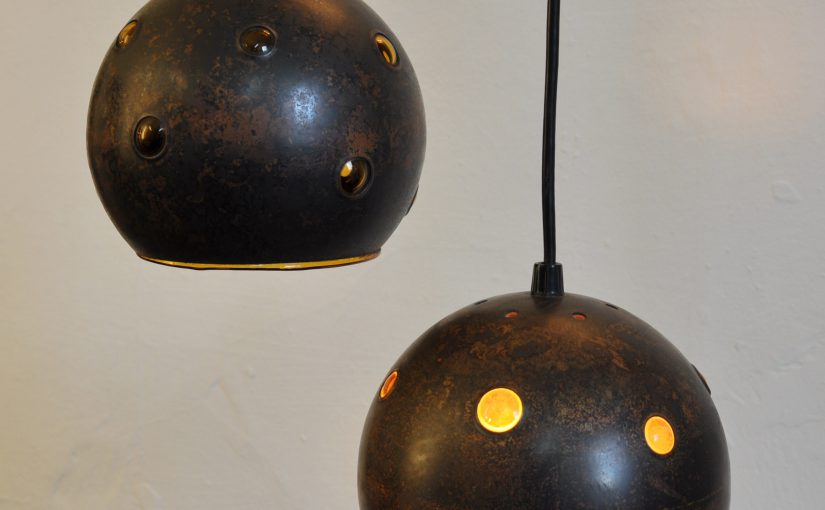 copper globes raak, nanny still