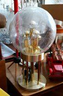große doria sputnik tischleuchte