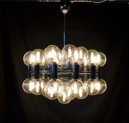huge staff motoko ishii chandelier