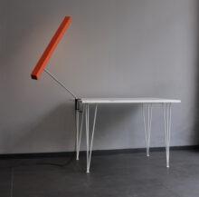 70s aeg architect lamp