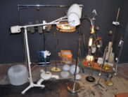 konvolut lampen f restauration