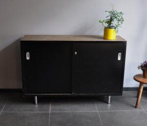 mauser stahl sideboard 50s