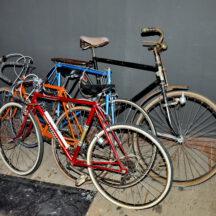 4x rennrad/oldtimer fahrrad