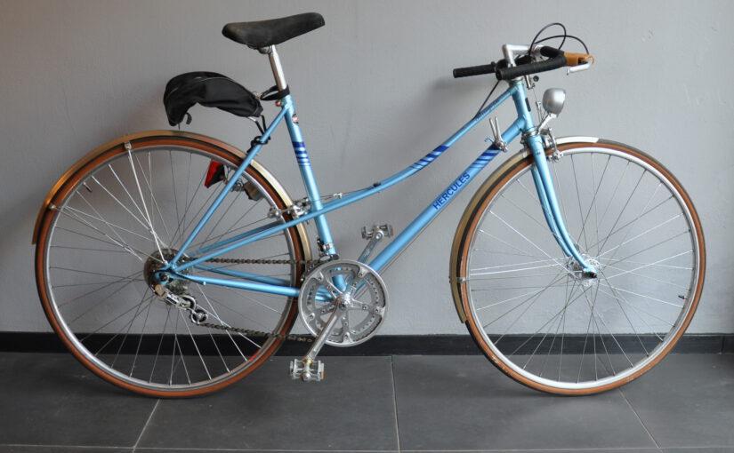 hercules mixte 'tarragona' 1980