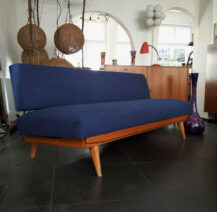 50s daybed attr. walter knoll