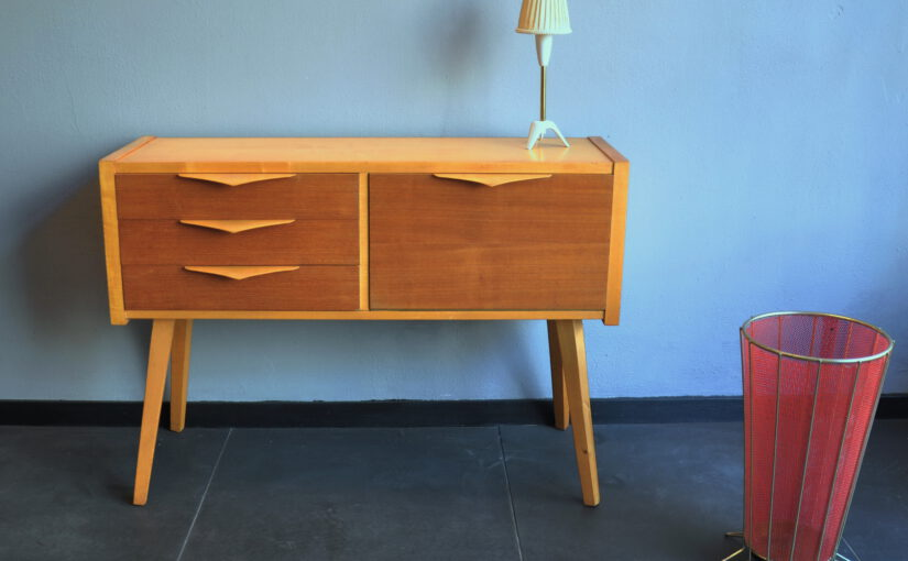 50s minisideboard